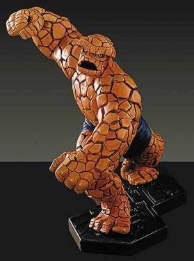 The Thing Mini Statue
